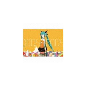 ryo(supercell) feat.初音ミク×じん feat.初音ミク / ODDS&ENDS × Sky of Beginning(初回生産限定盤A/CD+ブルーレイ) [CD]|dss