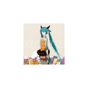 ryo(supercell) feat.初音ミク×じん feat.初音ミク / ODDS&ENDS × Sky of Beginning(通常盤) [CD]|dss