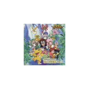 デジモンアドベンチャー 歌と音楽集Ver ※再発売 [CD]|dss