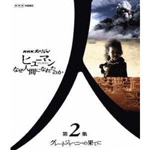 NHKスペシャル ヒューマン なぜ人間になれたのか 第2集 グレートジャーニーの果てに [Blu-ray]|dss