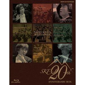 小澤征爾指揮 サイトウ・キネン・オーケストラ 20th Anniversary BOX [Blu-ray]|dss