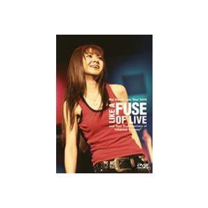 倉木麻衣/Mai Kuraki Live Tour 2005 LIKE A FUSE OF LIVE [DVD]|dss