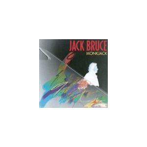 ジャック・ブルース / MONKJACK [CD]|dss