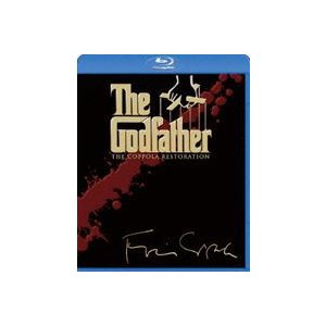 ゴッドファーザー コッポラ・リストレーション ブルーレイBOX [Blu-ray]|dss
