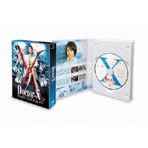 ドクターX 〜外科医・大門未知子〜 2 DVD-BOX [DVD]|dss