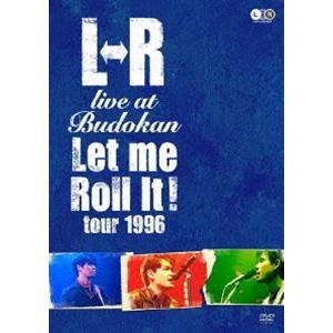 "L⇔R live at Budokan""Let Me Roll It! tour 1996"" [DVD]|dss"