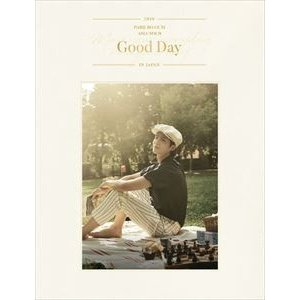 2019 PARK BO GUM ASIA TOUR IN JAPAN<Good Day:May your everyday be a good day> [DVD]