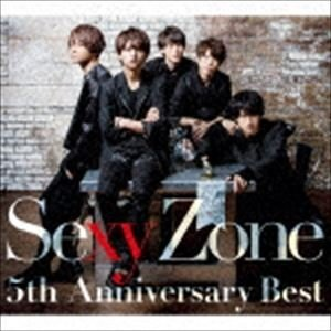 Sexy Zone / Sexy Zone 5th Anniversary Best(初回限定盤B/...