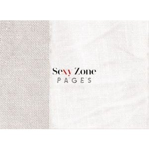 Sexy Zone / PAGES(初回限定盤B/CD+DVD) [CD]|dss