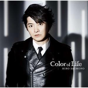 下野紘 / Color of Life(初回限定盤/CD+DVD) [CD] dss