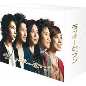ラッキーセブン Blu-ray BOX [Blu-ray]|dss