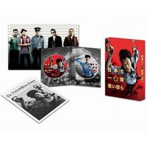 日本で一番悪い奴ら Blu-rayプレミアム・エディション【初回限定生産】 [Blu-ray]|dss
