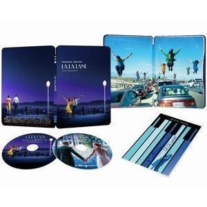 ラ・ラ・ランド Blu-rayコレクターズ・エディション【数量限定生産:スチールブック仕様】 [Blu-ray]|dss