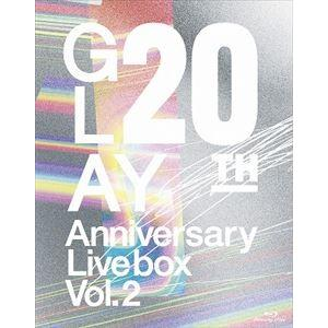 GLAY/GLAY 20th Anniversary LIVE BOX VOL.2 [Blu-ray]|dss