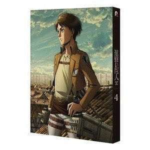 TVアニメ「進撃の巨人」Season3 Vol.4 [Blu-ray]|dss