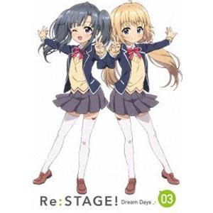 【Blu-ray】TVアニメ「Re:ステージ! ドリームデイズ♪」第3巻 (初回仕様) [Blu-ray]|dss