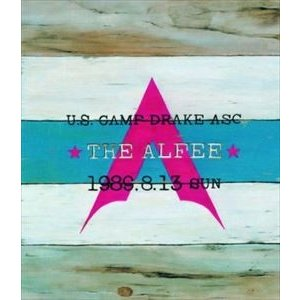 THE ALFEE/U.S.CAMP DRAKE ASC THE ALFEE 1989.8.13 SUN [Blu-ray]|dss