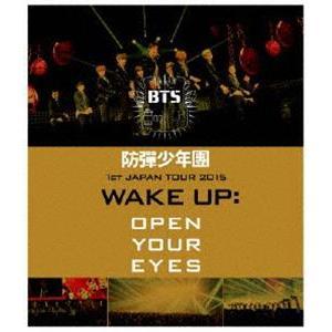 防弾少年団1st JAPAN TOUR 2015「WAKE UP:OPEN YOUR EYES」Blu-ray [Blu-ray]|dss