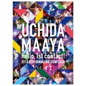 内田真礼/UCHIDA MAAYA 1st LIVE『Hello,1st contact!』 [Blu-ray]|dss