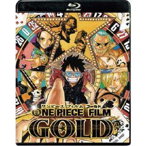 ONE PIECE FILM GOLD Blu-ray スタンダード・エディション [Blu-ray]|dss