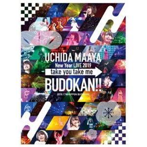 内田真礼/UCHIDA MAAYA New Year LIVE 2019「take you take me BUDOKAN!!」 [Blu-ray]|dss