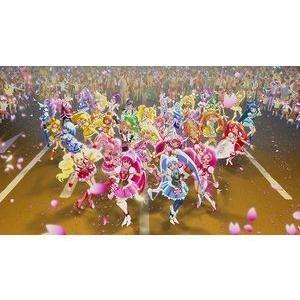 映画プリキュアシリーズ オープニング&エンディングムービーコレクション [Blu-ray]|dss
