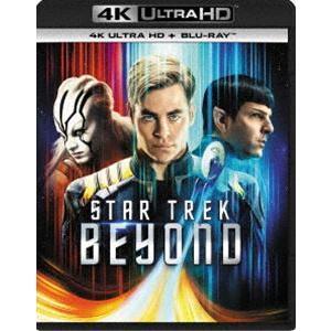 スター・トレック BEYOND<4K ULTRA HD+Blu-rayセット> [Blu-ray]|dss