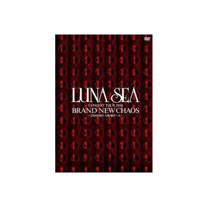 LUNA SEA CONCERT TOUR 2000 BRAND NEW CHAOS 〜20000803大阪城ホール〜 [DVD]|dss