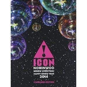 ICON NO MIN WOO/ICON NO MIN WOO 2013クリスマス公演 STANDARD EDITION [DVD] dss