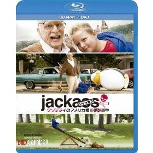 ジャッカス/クソジジイのアメリカ横断チン道中 ブルーレイ+DVDセット [Blu-ray] dss