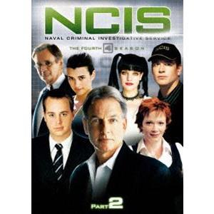 NCIS ネイビー犯罪捜査班 シーズン4 DVD-BOX Part2 [DVD]|dss