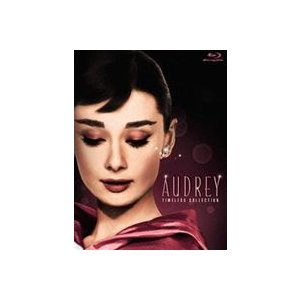 オードリー・ヘプバーン ブルーレイ・タイムレス・コレクション [Blu-ray] dss
