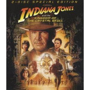 インディ・ジョーンズ クリスタル・スカルの王国 スペシャル・コレクターズ・エディション(2枚組) [Blu-ray] dss