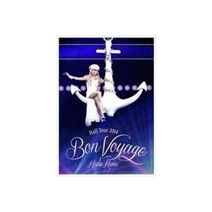 倖田來未/KODA KUMI HAll TOUR 2014〜Bon Voyage〜 [DVD]|dss