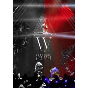 倖田來未/KODA KUMI LIVE TOUR 2017 - W FACE -(通常盤) [DVD]|dss