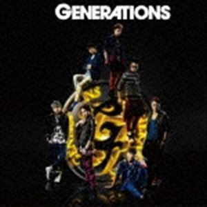 GENERATIONS from EXILE TRIBE / GENERATIONS(CD+DVD) [CD]|dss