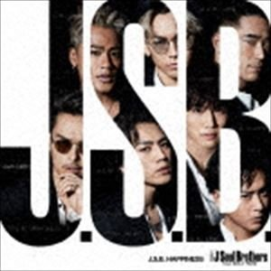 三代目 J Soul Brothers from EXILE TRIBE / J.S.B. HAPPINESS(CD+DVD) [CD]|dss