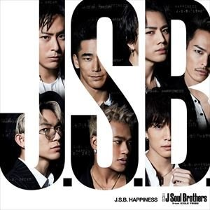 三代目 J Soul Brothers from EXILE TRIBE / J.S.B. HAPPINESS [CD]|dss