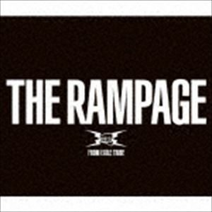 THE RAMPAGE from EXILE TRIBE / THE RAMPAGE(2CD+BD) [CD]|dss