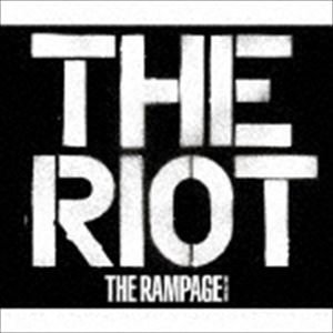 THE RAMPAGE from EXILE TRIBE / THE RIOT(CD+2DVD) (初回仕様) [CD]|dss