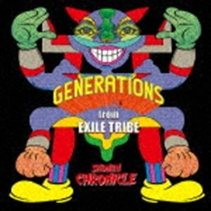 GENERATIONS from EXILE TRIBE / SHONEN CHRONICLE(通常盤) [CD]|dss
