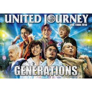 GENERATIONS LIVE TOUR 2018 UNITED JOURNEY(初回生産限定盤) [Blu-ray]|dss