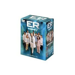 ER 緊急救命室〜フィフス DVDコレクターズセット [DVD]|dss