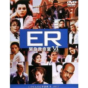ER 緊急救命室〜シックス DVDコレクターズセット [DVD]|dss