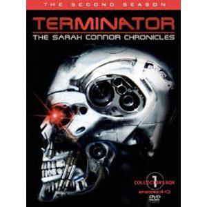 ターミネーター:サラ・コナー クロニクルズ〈セカンド・シーズン〉 コレクターズ・ボックス1 [DVD] dss