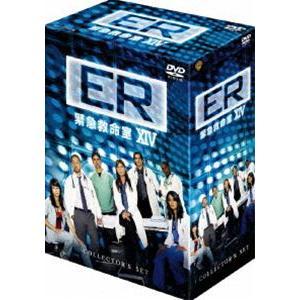 ER 緊急救命室 XIV〈フォーティーン〉コレクターズ・ボックス [DVD]|dss