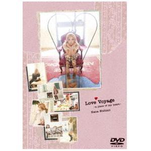 西野カナ/Love Voyage 〜a place of my heart〜(通常盤) [DVD]|dss