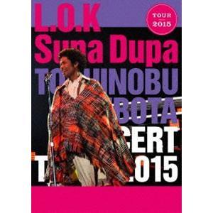 久保田利伸/TOSHINOBU KUBOTA CONCERT TOUR 2015 L.O.K.Supa Dupa [DVD]|dss