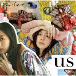 milet / us(通常盤) [CD] dss