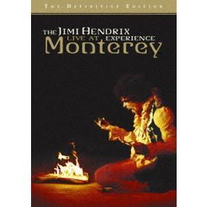 ザ・ジミ・ヘンドリックス・エクスペリエンス/ライヴ・アット・モンタレー [DVD]|dss